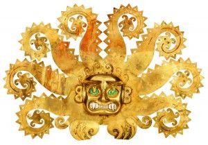 Peruvian Gold Relic