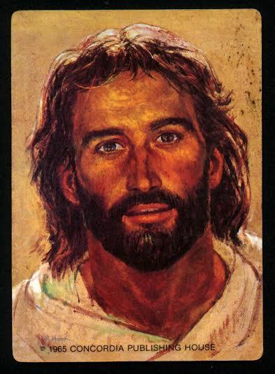 Jesus and the meek