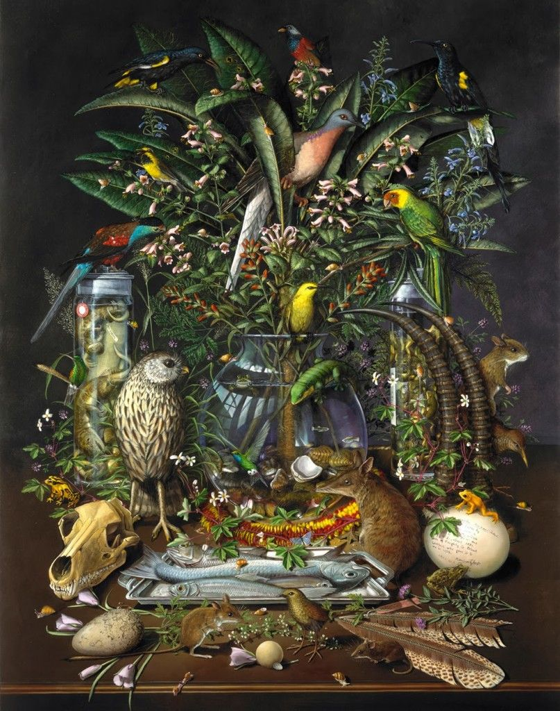 Gone by Isabella Kirkland, 2004.