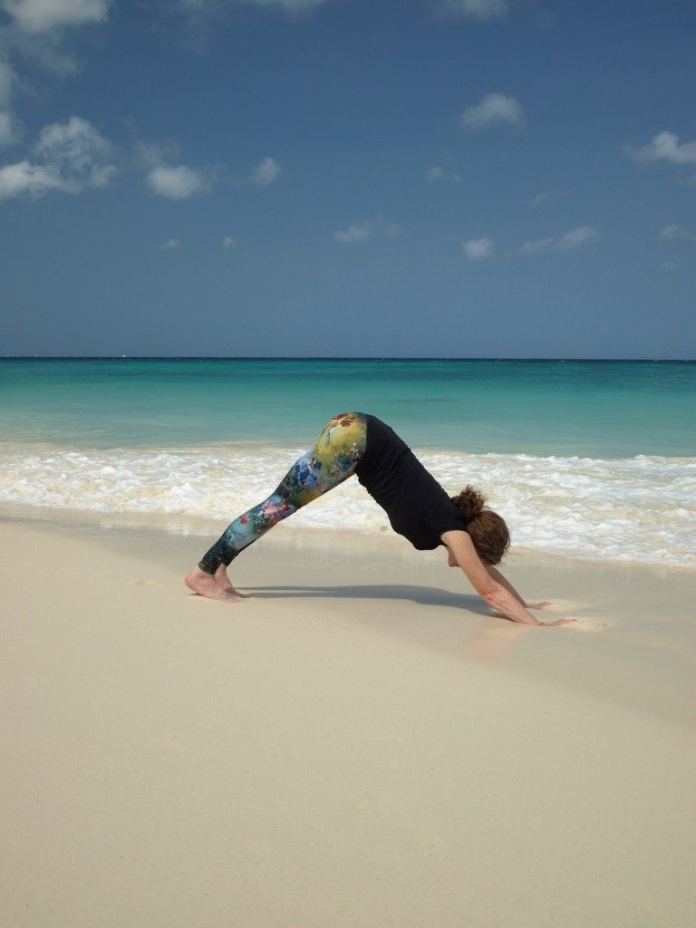Yoga Interview Maria Daily Downward Dog