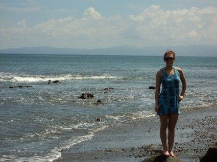 Beach at the Osa Peninsula