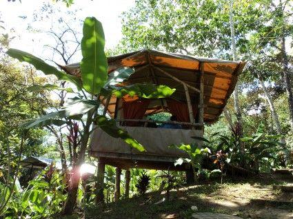 Cabina at Bello Horizonte Jungle Hostel