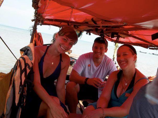 Fishtail Boat Ride Thailand Islands