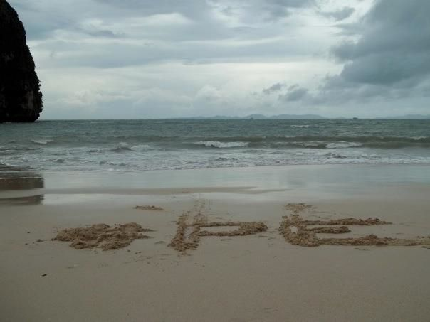 Positive Energy Beach