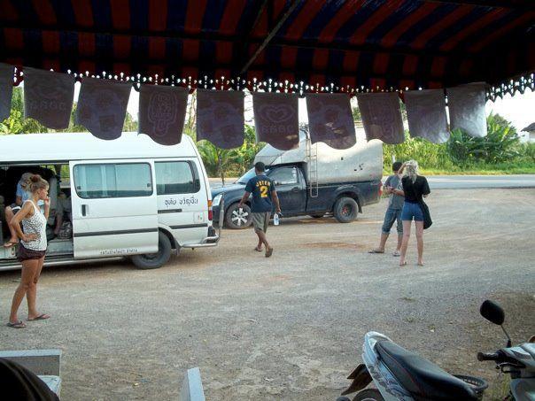 Railay Beach Thailand Pointless Stop