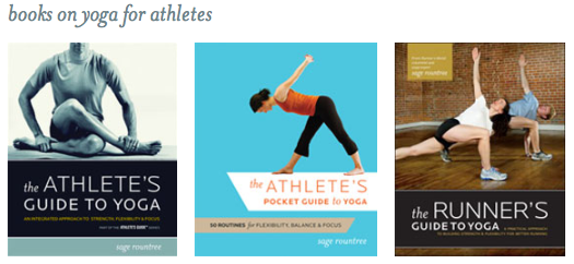 Sage Rountree yoga books