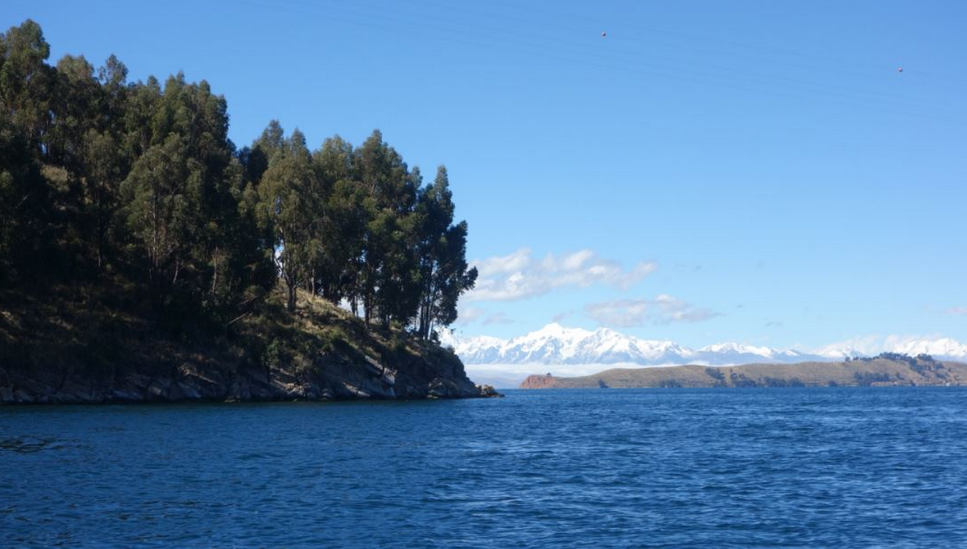 Lake Titicaca, Peru and Bolivia