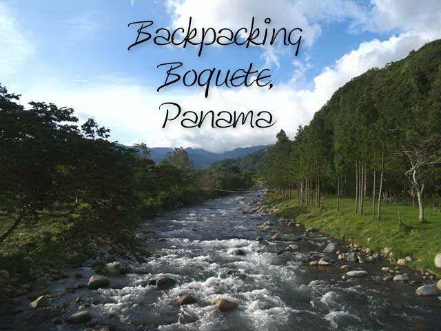 Boquete Travel Guide