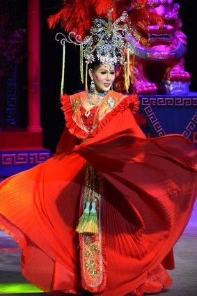Ladyboy Show Siem Reap