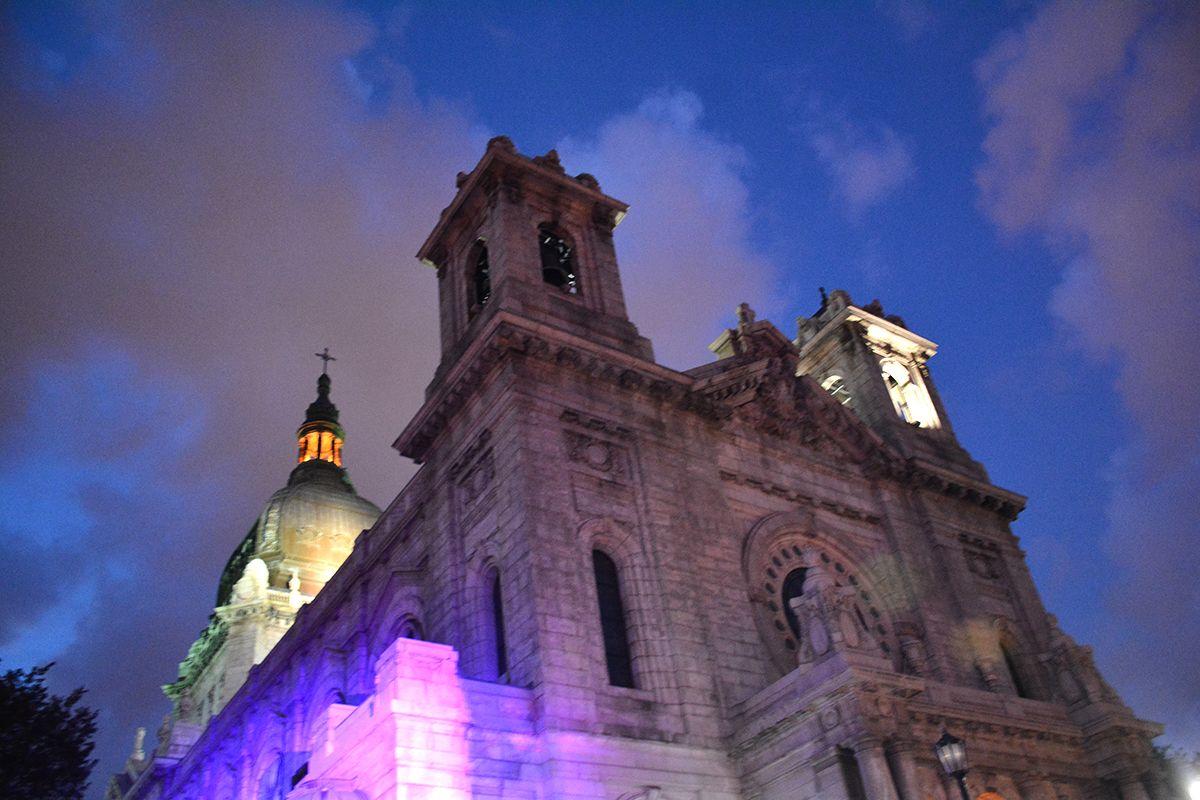basilica church michael franti concert