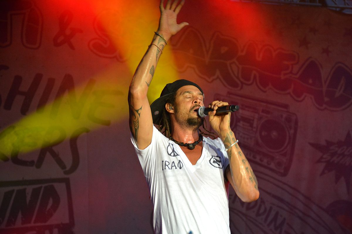 michael franti singing
