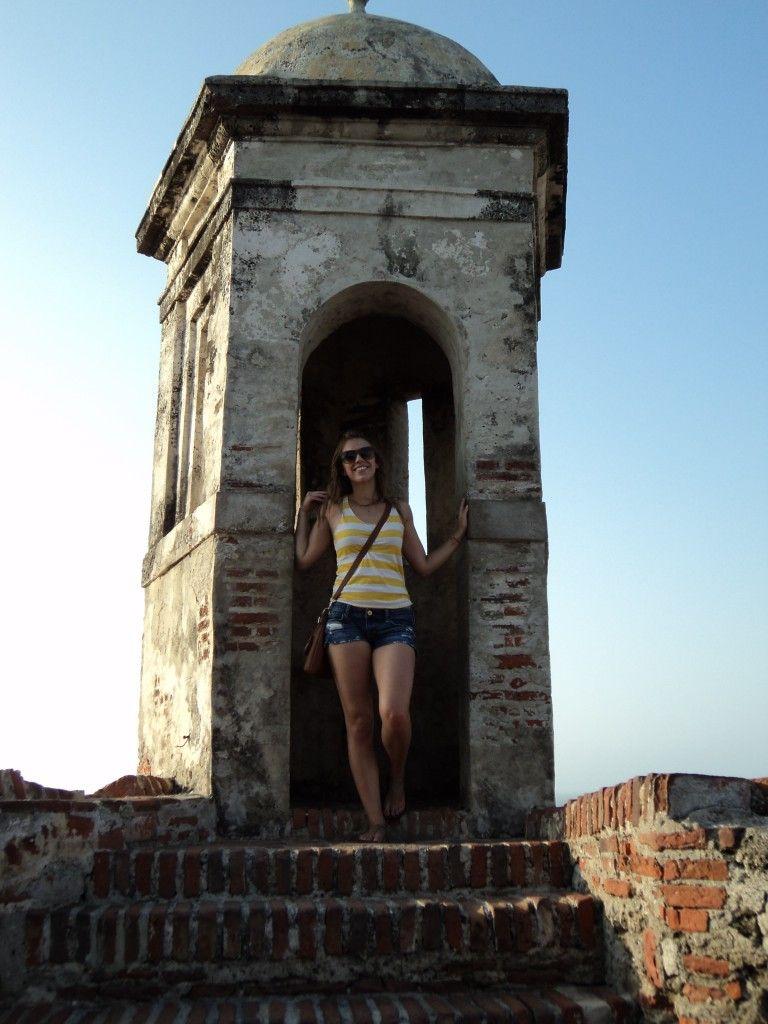 Castillo San Felipe de barajas travel guide cartagena walled city castle san felipe cartagena