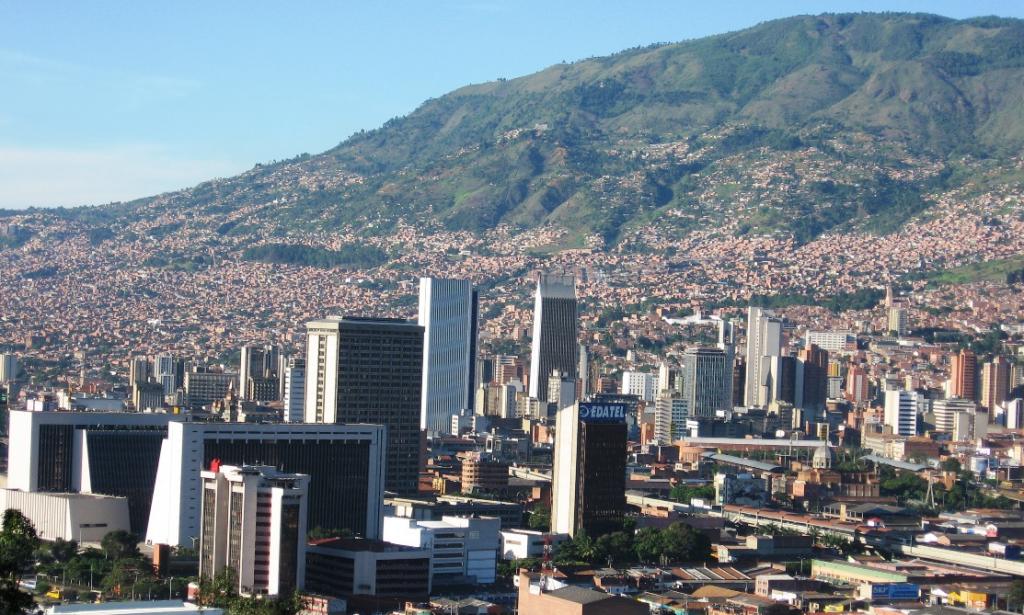 Medellin skyline Colombia Travel Guide Medellin Travel Guide