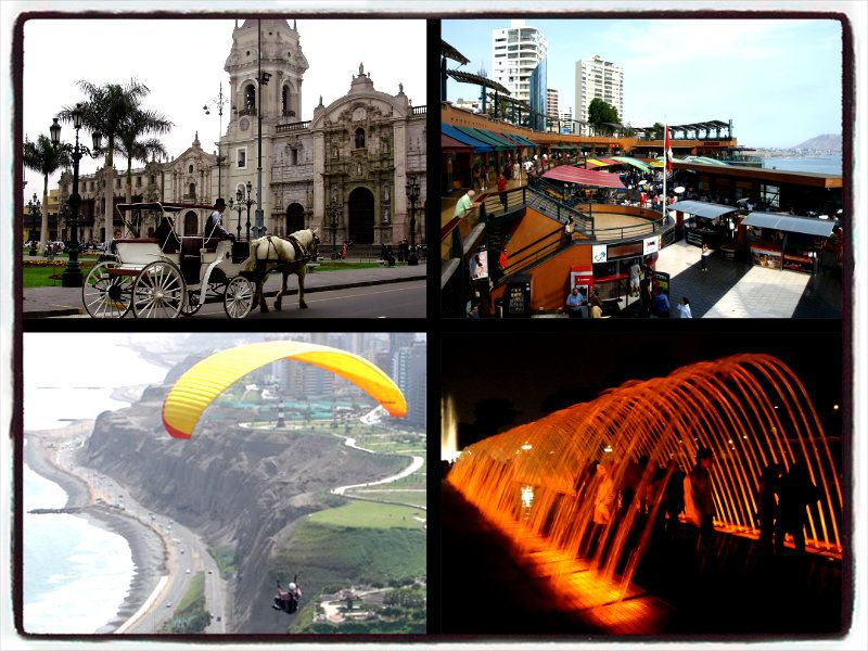 What to do in Lima Peru