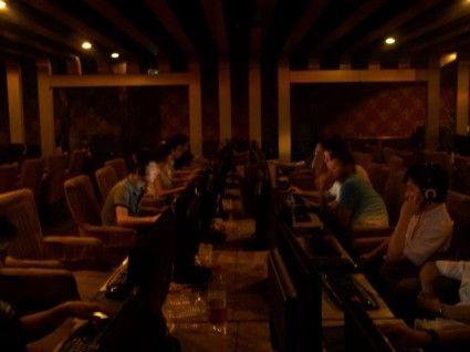 china gamers addicted
