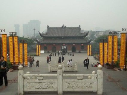 backpacking chongqing china