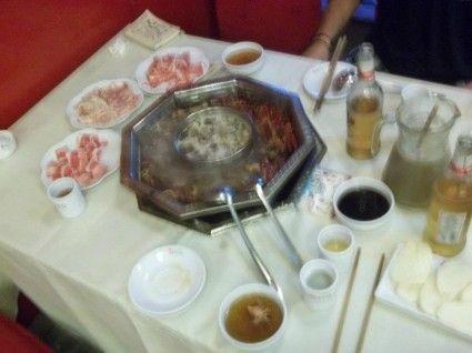 hot pot in chongqing china