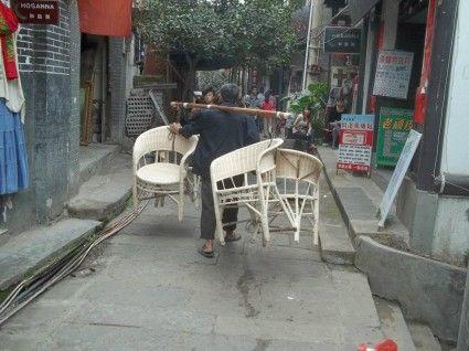 backpacking chongqing