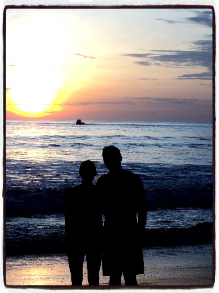 Las Tunas Sunset Beach