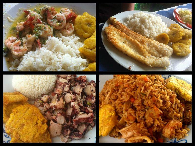 montanita seafood best food to eat montanita