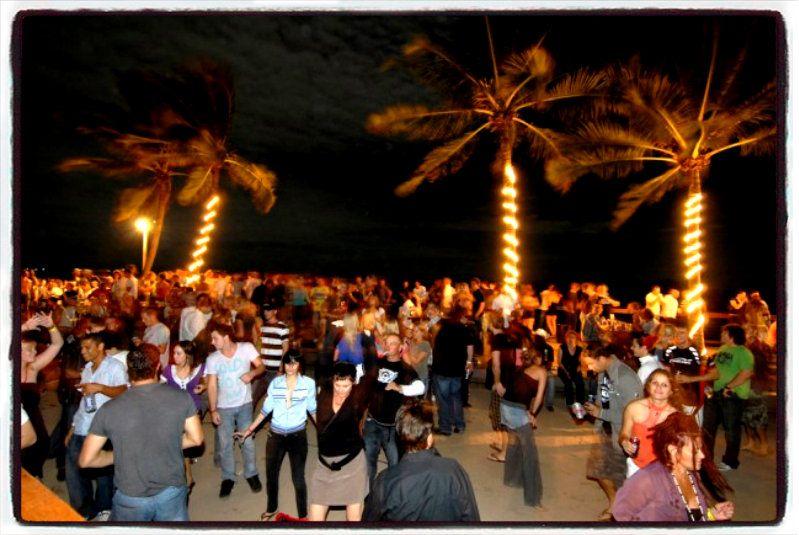 Montanita Party
