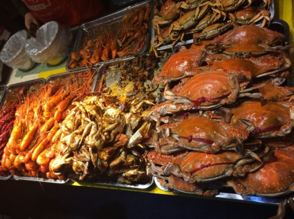 Shenzhen China Food