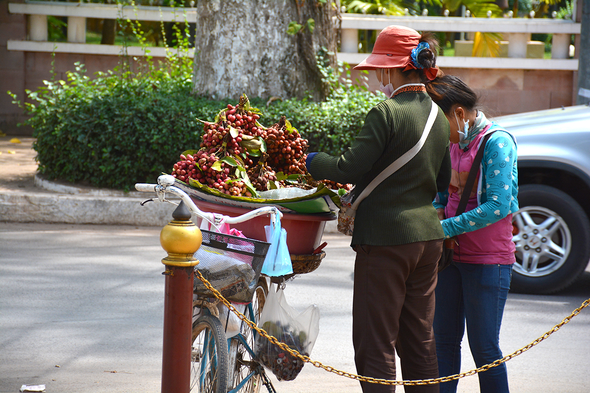 Cambodian Money 5 Things to Know While Traveling Cambodia Lychee in Cambodia