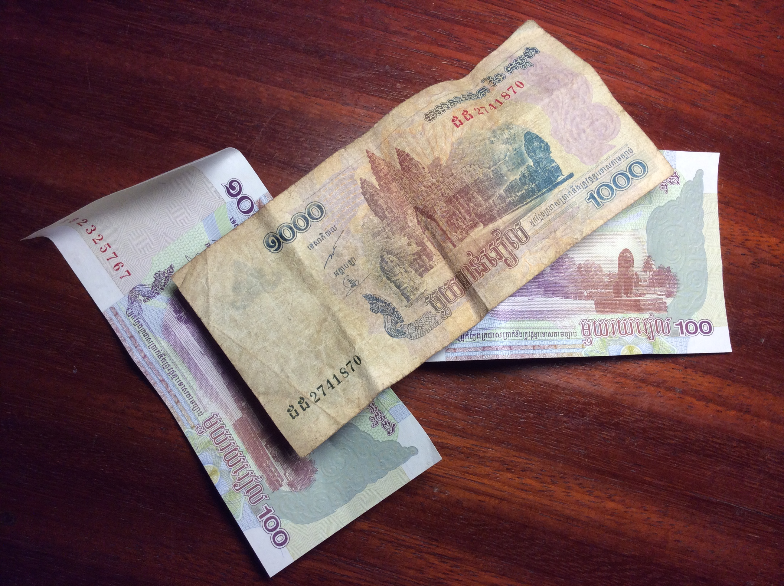 Cambodian Money 5 Things to Know While Traveling Cambodia Riel or Dollar? Lucid Practice